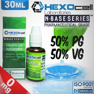DIY - HEXOCELL BASE 30ML - 50% VG/PG 0MG