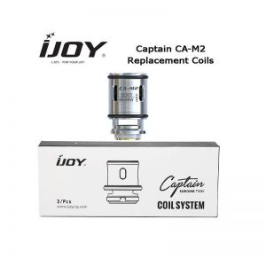 REZISTENCË - HEAD IJOY CAPTAIN MINI CA-M2 (0.3OHM)