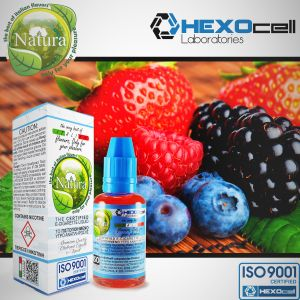 NATURA 30ML - FOREST FRUIT MIX